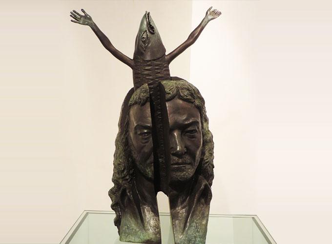 Anastas Konstantinov Skulpturen
