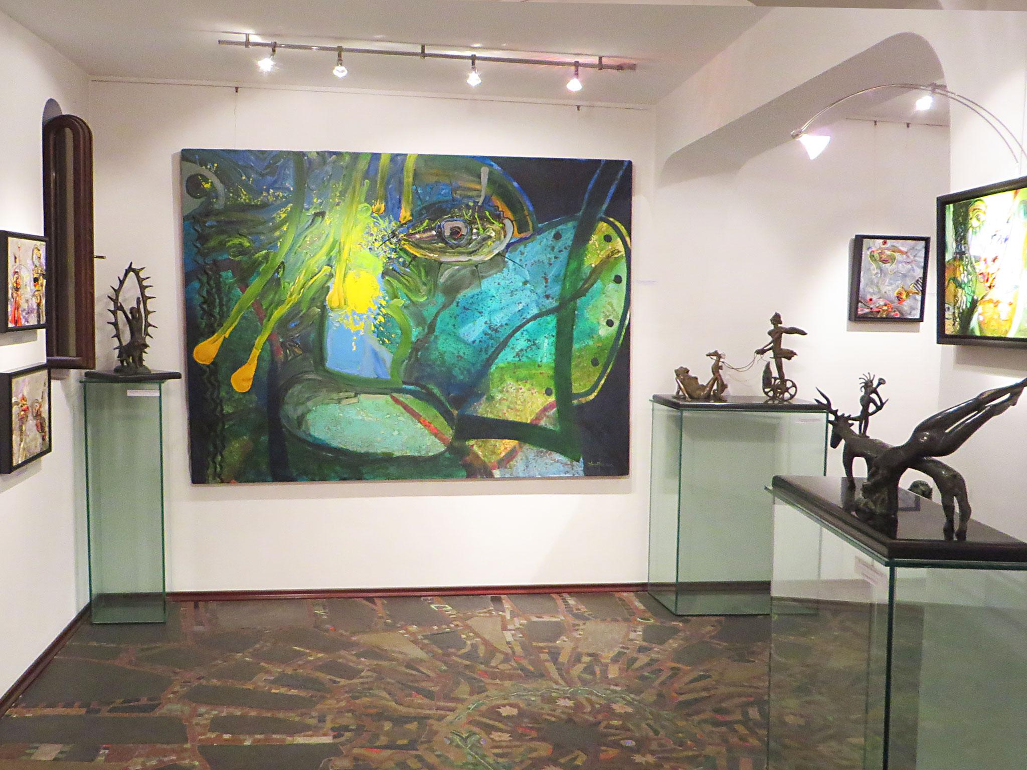 Galerie Anastas in Ploviv